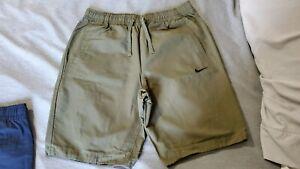 Nike Sports Nylon/cotton Shorts