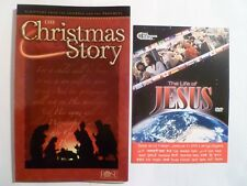 "ROSE PUBLISHING ""THE CHRISTMAS STORY"" 14 PAGE PAMPHLET+JESUS FILM DVD!"