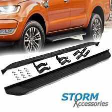 FORD RANGER T6 2012 ONWARDS OE STYLE RUNNING BOARDS - SIDE STEPS - PAIR