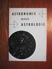 ASTRONOMIE - Zeiss Planetarium Jena - Astronomie wider Astrologie (1963)