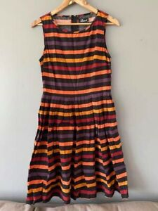 REVIVAL Summer Dress BNWOT Size 12 Casual Business Work