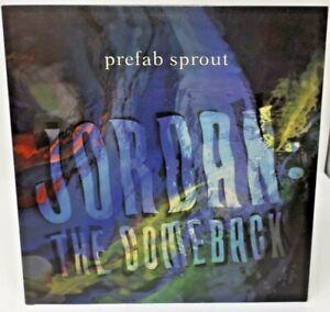 """Prefab Sprout """"Jordan The Comeback"""" LP"""