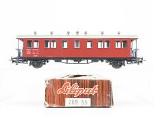 HO Scale Liliput 269 55 European SBB CFF Swiss Federal Railways Coach Passenger