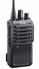 ICOM F3001 VHF 136-174 MHz 5 Watt Two Way Radio w/ Programming Software & Cable