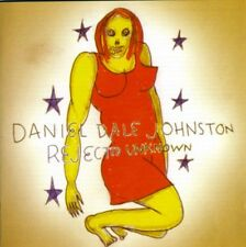 Daniel Johnston - Rejected Unknown [New CD] Reissue
