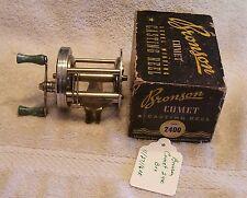 Bronson Comet 2400 Reel 11/27/16Ok Box