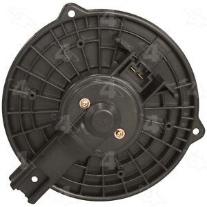 HVAC Blower Motor Front 4 Seasons 75735