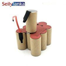 2000mAh for Skil 12V Ni MH Battery pack CD 2610397845 26103978