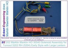 EE 202 Märklin Marklin HO 35543 Solenoid Assembly for Turnout 5202 RH (5204)