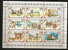 Seasonal, Christmas British Territory Stamps