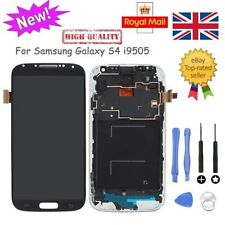 Blue Mobile Phone LCD Screens for Samsung Galaxy S4