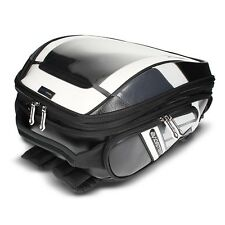 BAGSTER STUNT PVC BAG FOR TANK COVERS OR EASY HARNESS -BLK/WHT 21-32 L CAPACITY