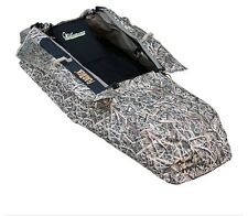 Avery GHG Finisher Layout Hunting Blind Mossy Oak Blades Camo Goose Duck Banded