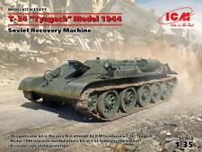 ICM 35371 - 1:35 T-34 Tyagach Model 1944, Soviet Recovery Machine - Neu