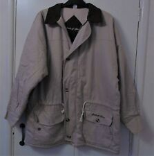 """Pride of Africa"" mens warm winter jacket. Size XL"