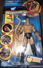 WWF THE ROCK WrestleMania XVII Rebellion THE ROCK MOC NEW IN PACKAGE