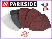 PARKSIDE®  PDSZ 30 A1 Set de 30 feuilles abrasives ponceuse triangulaire bosch