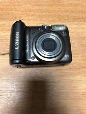 Canon PowerShot A590 IS 8.0MP Digital Camera - Grey