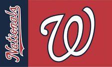 Baseball Washington Nationals Flag 3 X 5