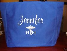 TOTE Bag Purse Teacher NURSE PA RN LPN MD CNA  HOSPITAL MEDICAL OFFICE GIFT