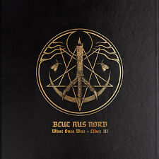 Blut Aus Nord - What Once Was...Liber III CD 2013 digi black metal France