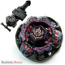 Beyblade Fusion Metal Masters BB-80 Gravity Perseus+GRIP+LR Launcher