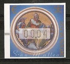 2004 AUTOMATICI 0,04 FRAMA FILI DI SETA SAN MATTEO - ED