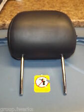 01-05 OEM Lexus IS300 IS 300 front seat black leather headrest head rest L or R