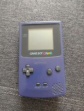 Nintendo Game Boy Color Handheld-Spielkonsole - Klar