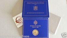 2 euro Vaticano 2007 80 anni Papa Benedetto XVI Benoit Vatican Vatikan Ватикан