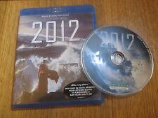 ¤ 2012 (Roland Emmerich) ¤ Blu-Ray VF ¤ Très bon état