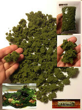 M00109 MOREZMORE Faux Fake Artificial Moss SWAMP Clump-Foliage Burnt Grass A60