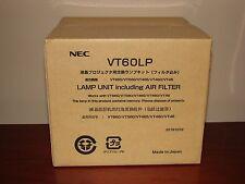 GENUINE OEM NEC VT60LP Projector Lamp-bulb for VT660, VT560, VT465, VT460, VT46