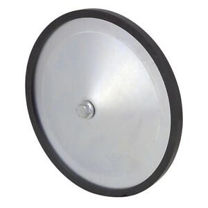 """14"""" Hydraulic Tank Cleanout Access Cover Fleenor FCC-14-YZ-BN 9-8904-14"""