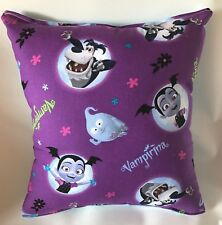 Vampirina Pillow Disney Jr Vampirina Pillow HANDMADE in USA NEW Pillow