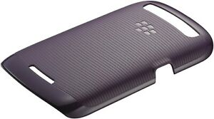 BlackBerry Hard Shell Case for Curve 9350 9360 9370 Purple ACC-41617-202