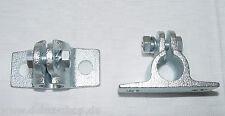 2 Stück Achsböckchen Achsbock für 20 mm Achse / Welle / Radsatz / Wagenbau