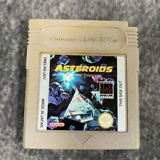 Asteroids Nintendo Game Boy Color Advance Game Cart Only Genuine