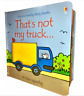Usborne Touchy Feely Books Thats Not My Truck (Board Book)FREE shipping $35