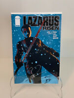 LAZARUS RISEN #1 Image Comics - Signed by Greg Rucka (soon to be Amazon show)
