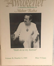 Awakener Magazinel, Volume 10 #3, November 1065 includes Davy, Purdom, Deshmukh