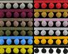 Pompomband 35mm/10m BAND MIT PASPELN  Pomponborte Zierborte Bommelborte