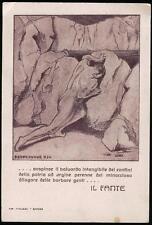 1920 - 41 Reggimento Fanteria - Cacciatori della Magra - Dis. Agamennone
