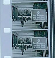 Advertising 16mm Film Reel - Pacific Northwest Bell - Long Distance (PNB01)