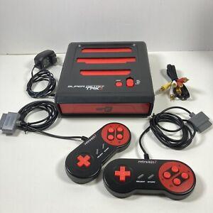 Retro-Bit Super Retro Trio 3-in-1 console system Nintendo NES SNES Sega Genesis