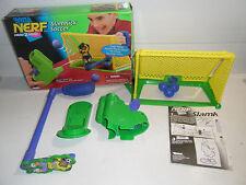 Vintage 90s Nerf Head 2 Head SlamKick Soccer Game Kenner Retro Fun Slam Kick Toy