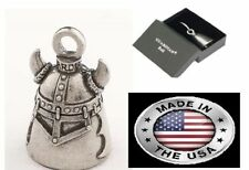 Viking Guardian® Bell WITH GIFT BOX Motorcycle Spirit Gremlin Rider Harley
