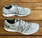 Nike NSW Free Flyknit 599459-002 Gray Men's Sz 11
