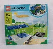 NIB! LEGO Education Construction Set 9079 large Baseplates 15 pcs