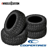 4 X New Cooper Discoverer STT Pro 37/13.5R18 124Q Off-Road Traction Tire